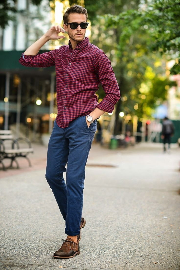 Stylish Men Outfits Look With Jeans 18