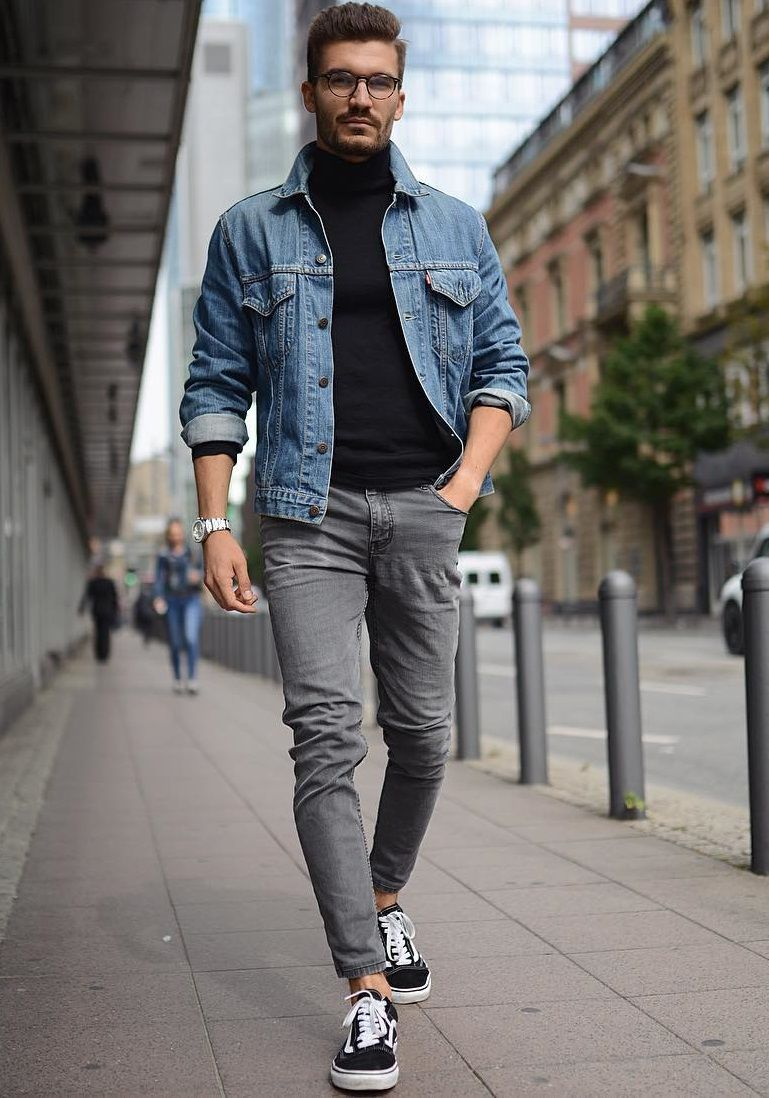 Stylish Men Outfits Look With Jeans 2