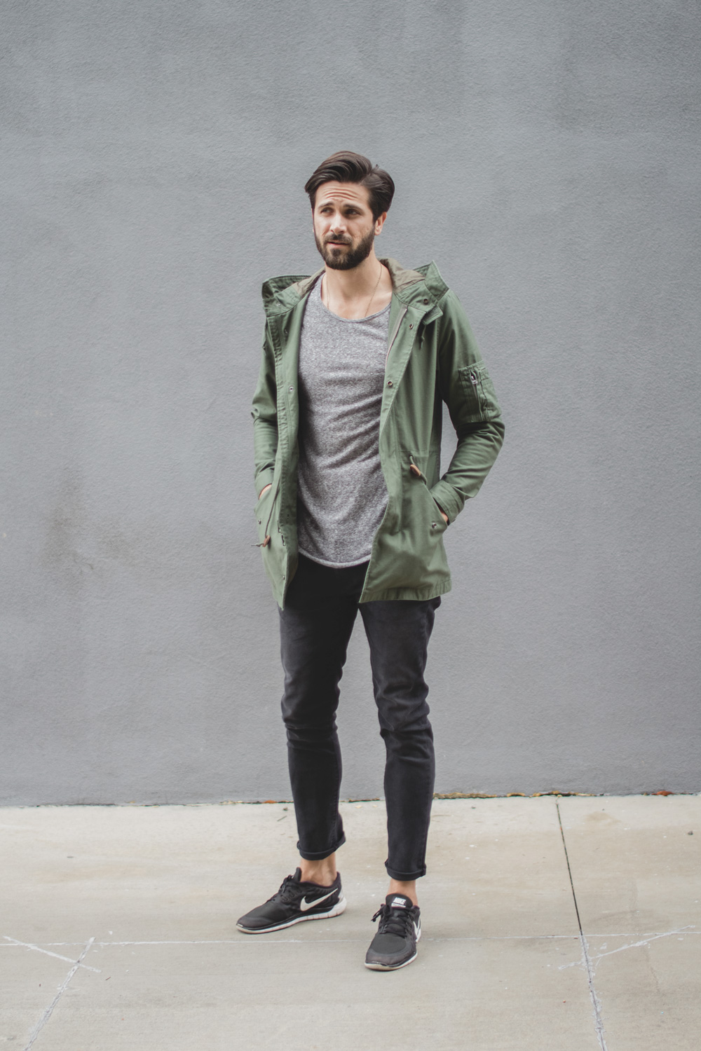 Stylish Men Outfits Look With Jeans 23