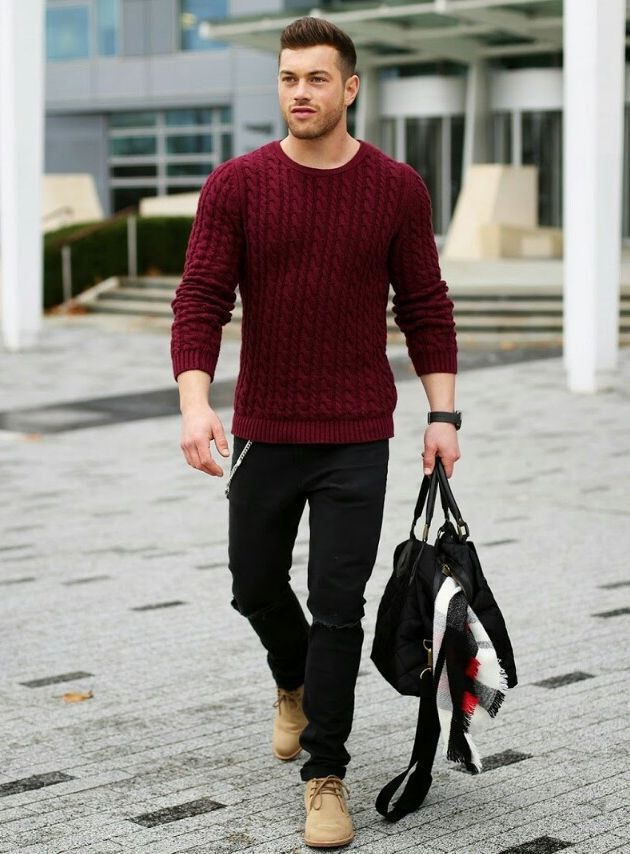Stylish Men Outfits Look With Jeans 24