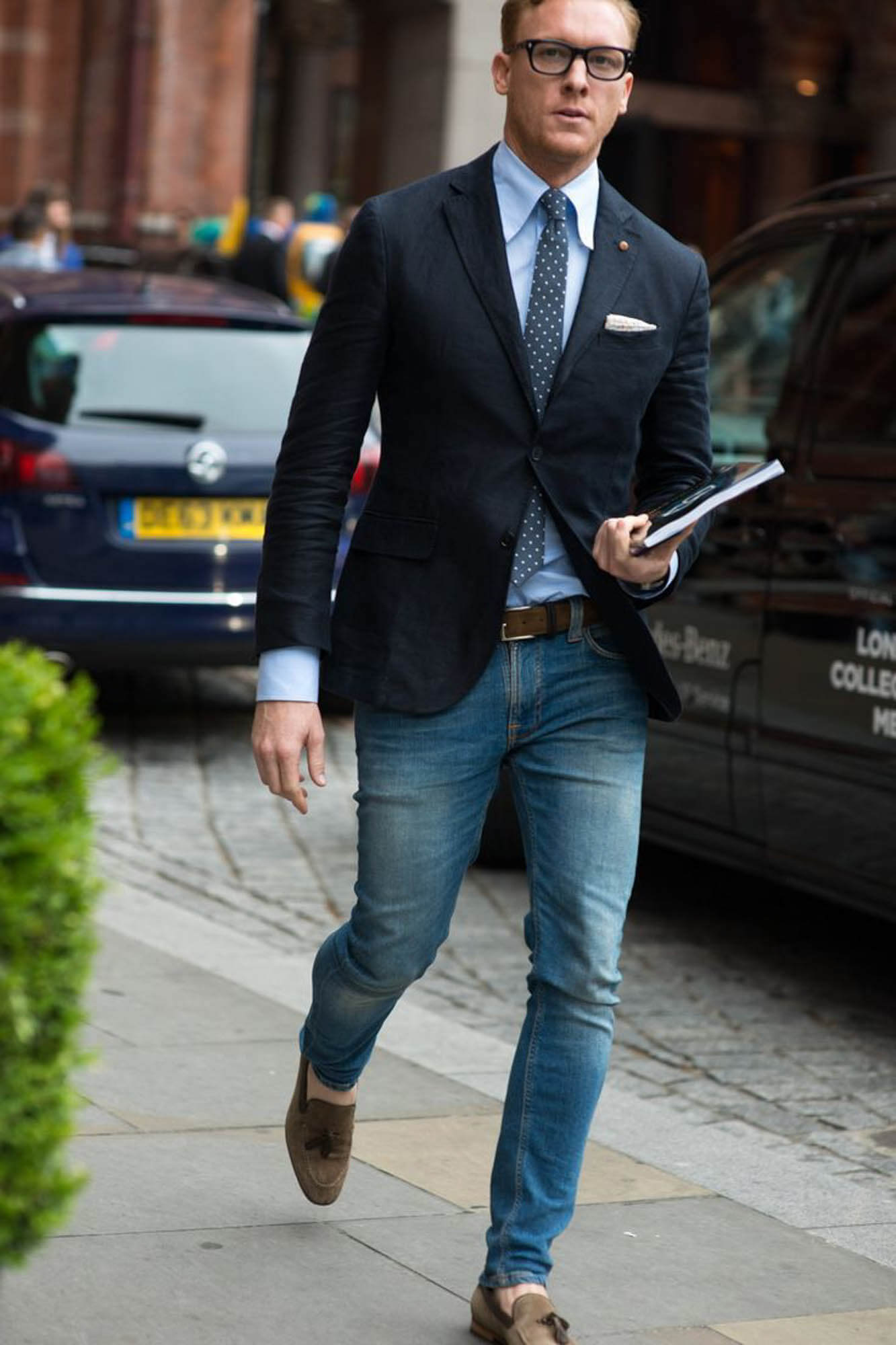 Stylish Men Outfits Look With Jeans 25