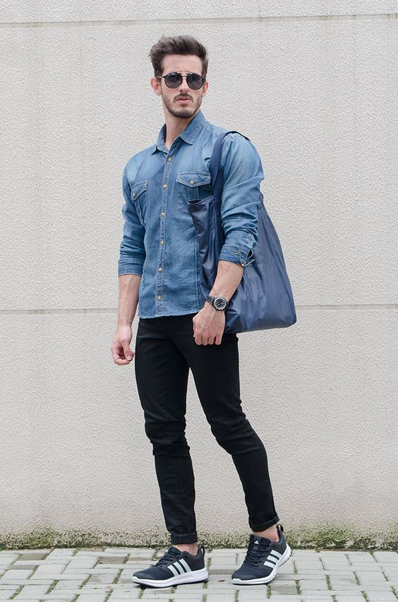 Stylish Men Outfits Look With Jeans 3