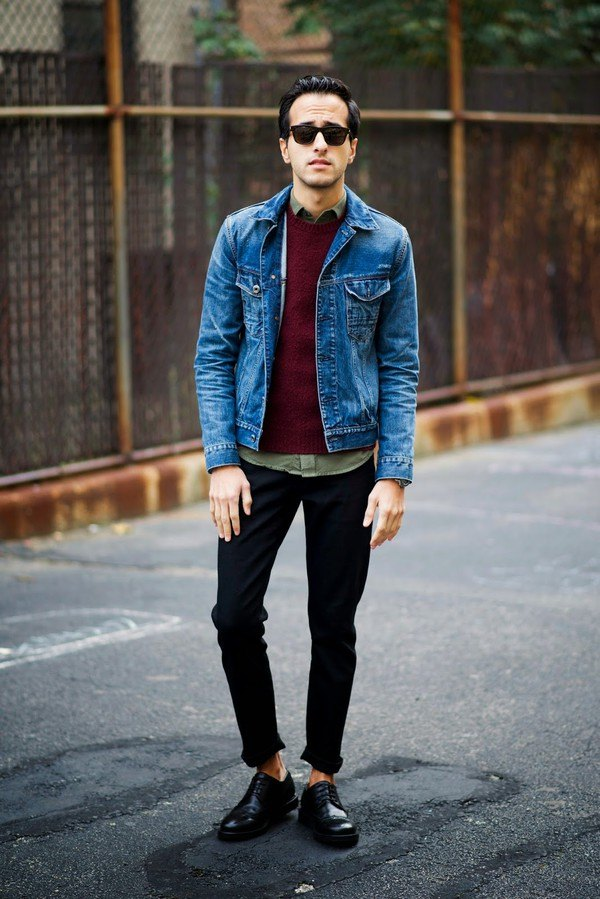 Stylish Men Outfits Look With Jeans 8