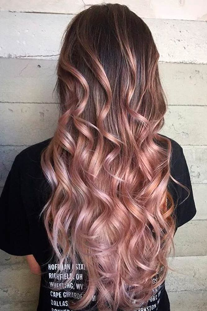 Trendy ombre hair color ideas 1