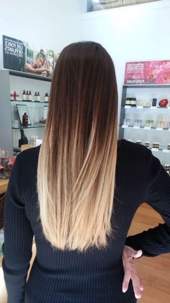 60 Trendy Ombre Hairstyles 2018 Brunette Blue Red Purple Green Ideas of ombre hairstyles 2017