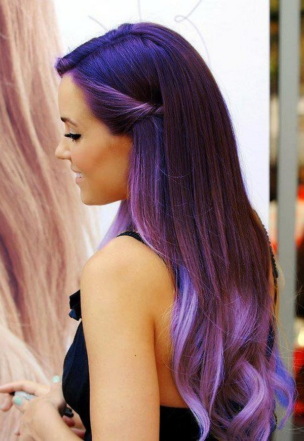 Trendy ombre hair color ideas 11