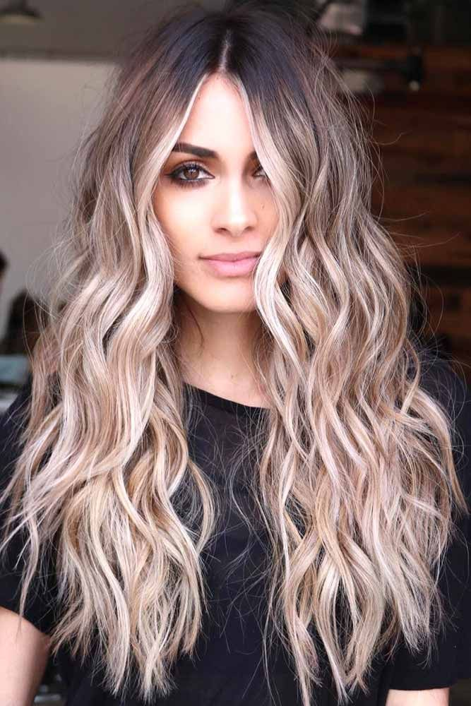 Trendy ombre hair color ideas 19