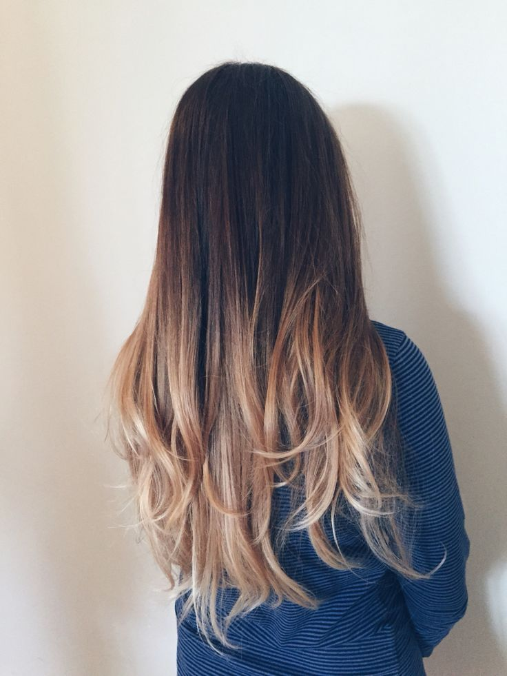 Trendy ombre hair color ideas 21