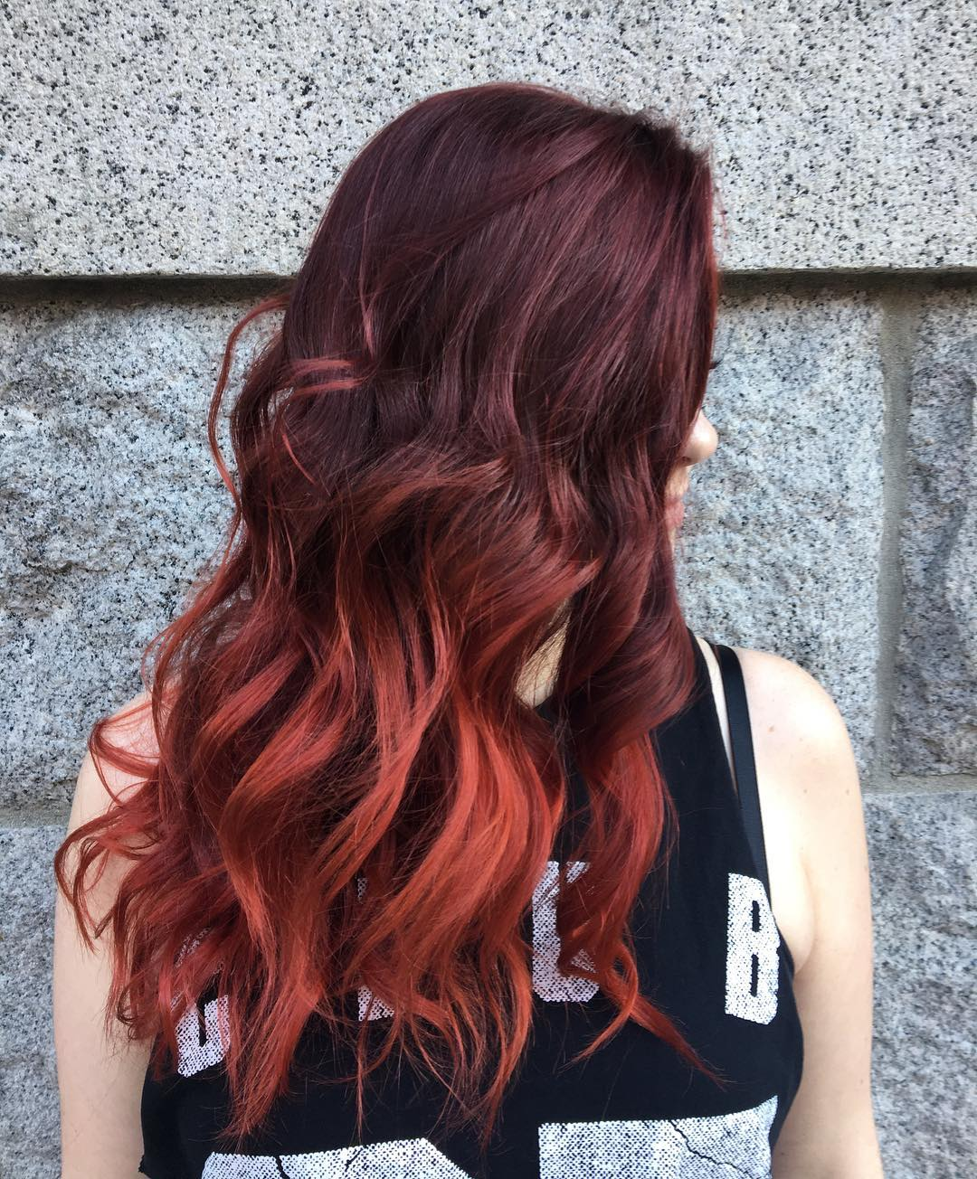 Trendy ombre hair color ideas 22