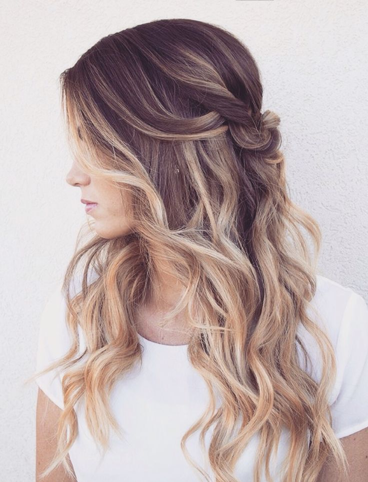 Trendy ombre hair color ideas 23