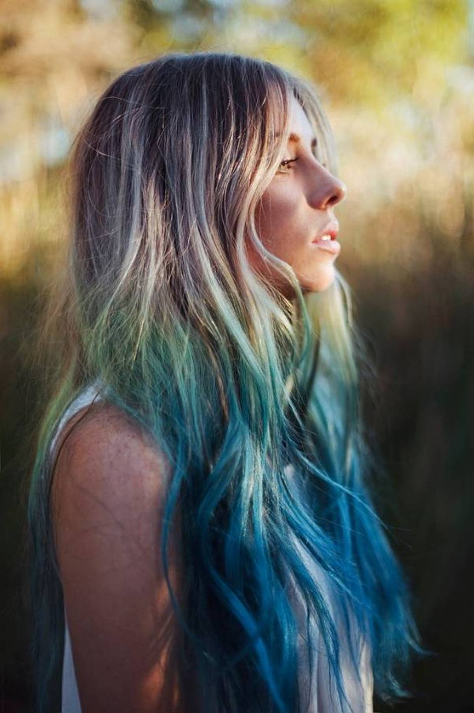 Trendy ombre hair color ideas 25