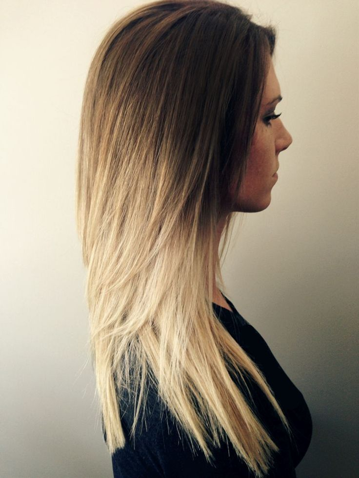 Trendy ombre hair color ideas 27