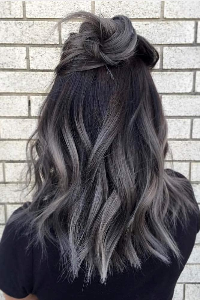 diy ombre hair Unique 27 Try Grey Ombre Hair This Season