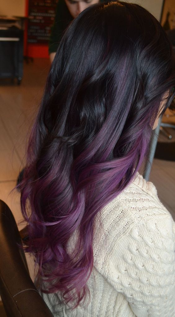 Trendy ombre hair color ideas 29