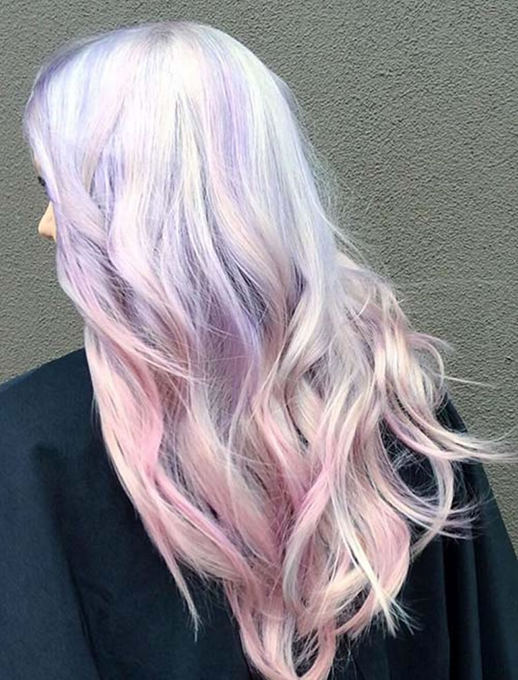 Cute Ombre Hair for Long Hairstyles 2017