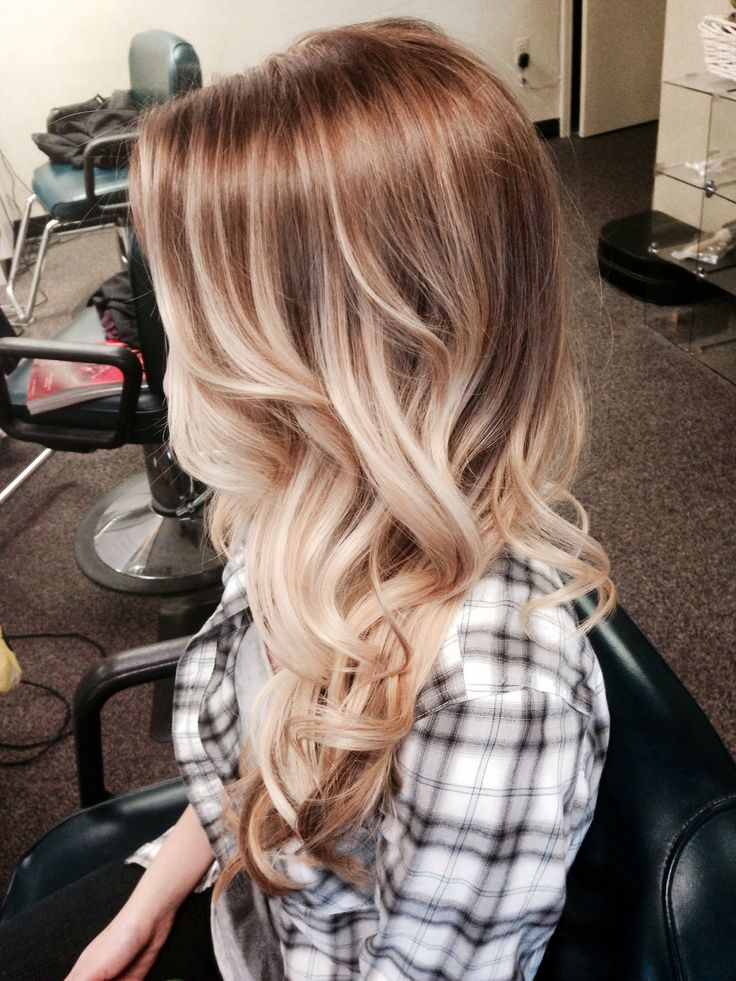 Trendy ombre hair color ideas 32