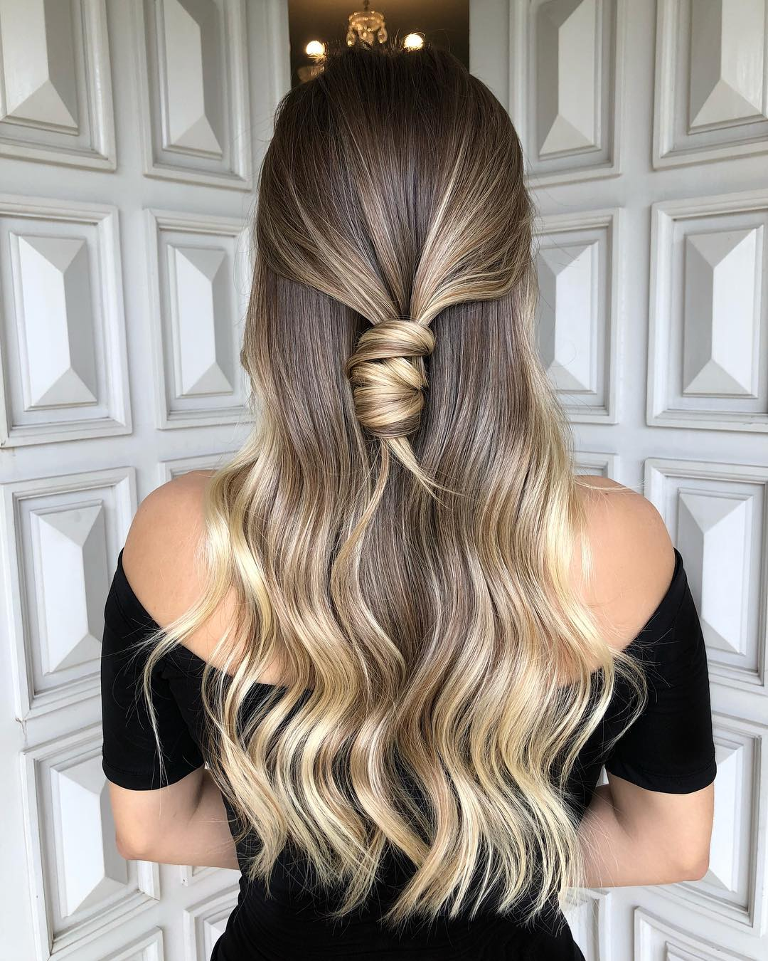 Trendy ombre hair color ideas 5