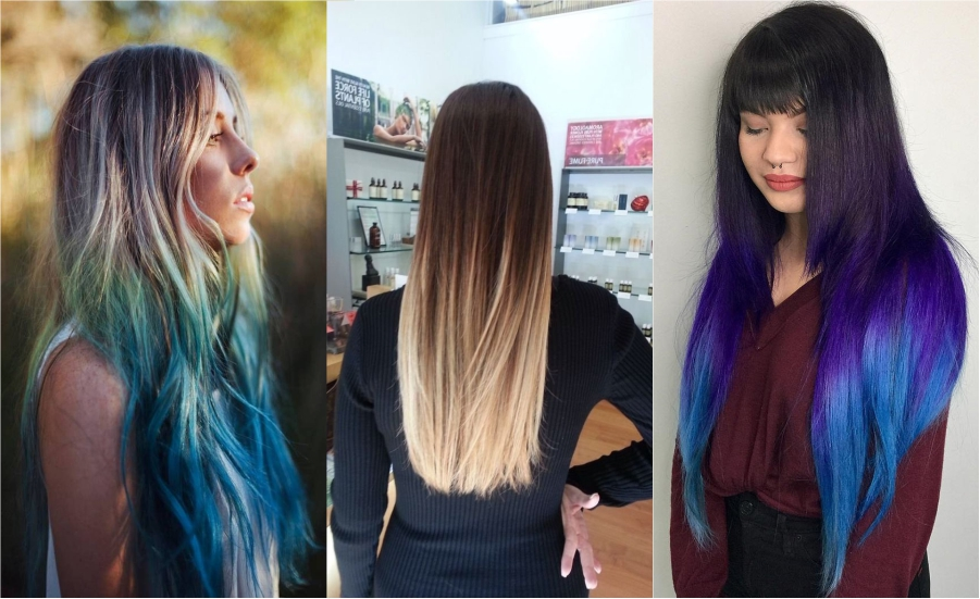 Trendy ombre hair color ideas Feture