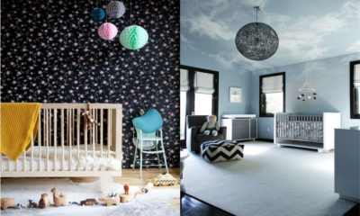 25 Awesome Nursery Design Ideas