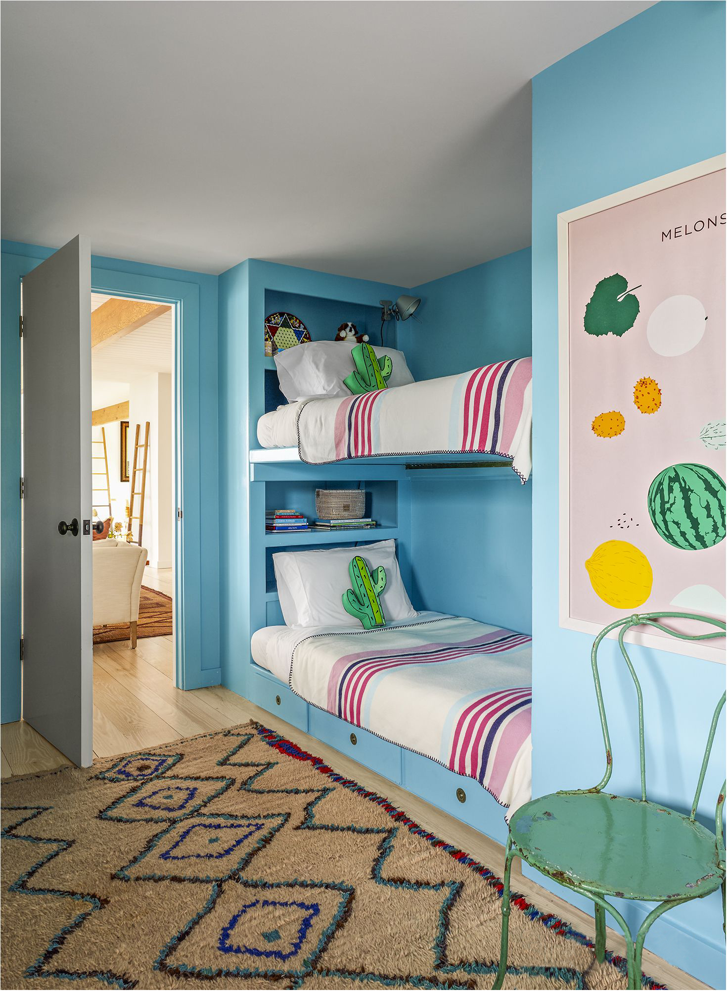 Beautiful Kids' Room Design Inspiration 18