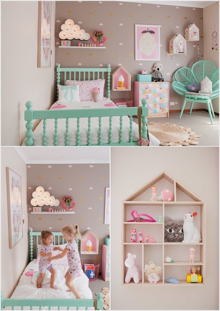 Beautiful Kids' Room Design Inspiration 4