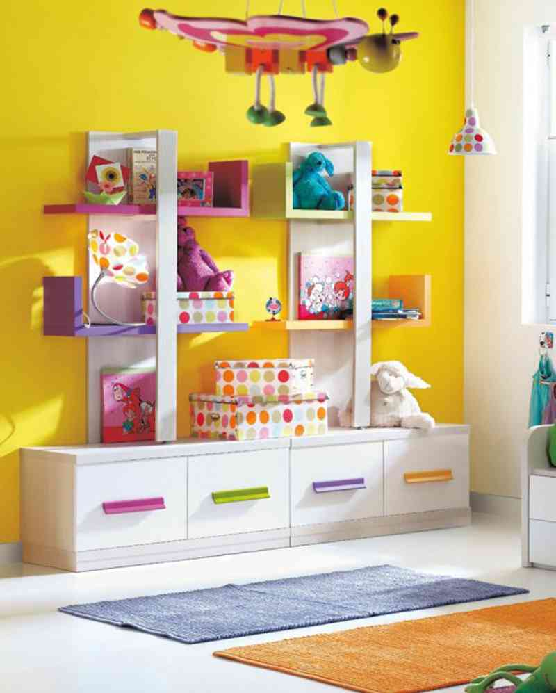 Beautiful Kids' Room Design Inspiration 6