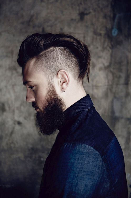 Best undercut hairstyles for men 11