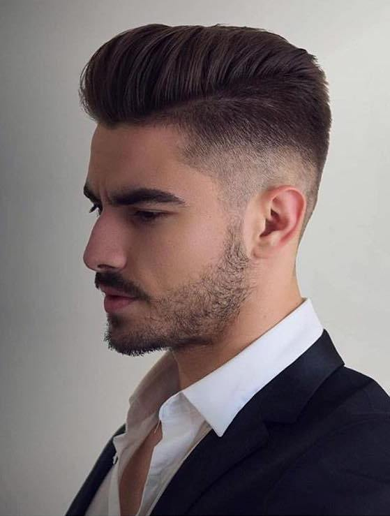 Best undercut hairstyles for men 14