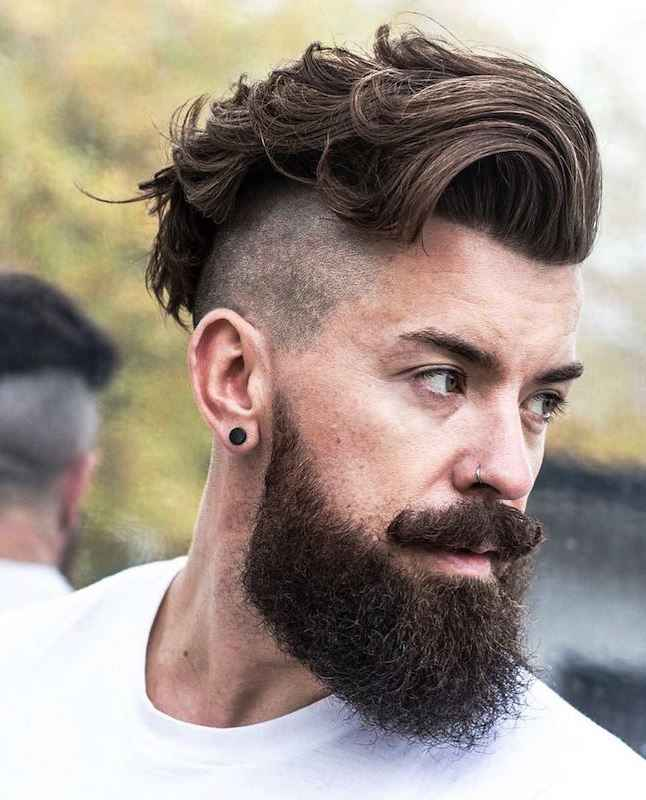 Best undercut hairstyles for men 15