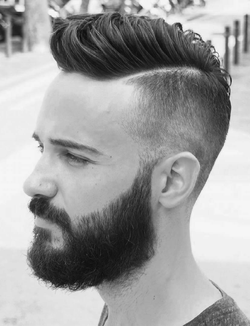 Best undercut hairstyles for men 16