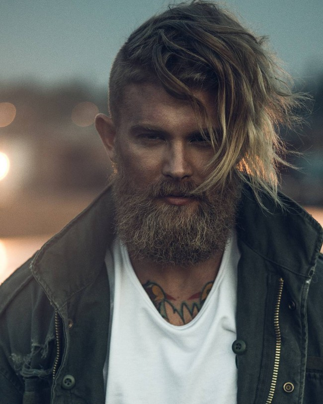 Best undercut hairstyles for men 17
