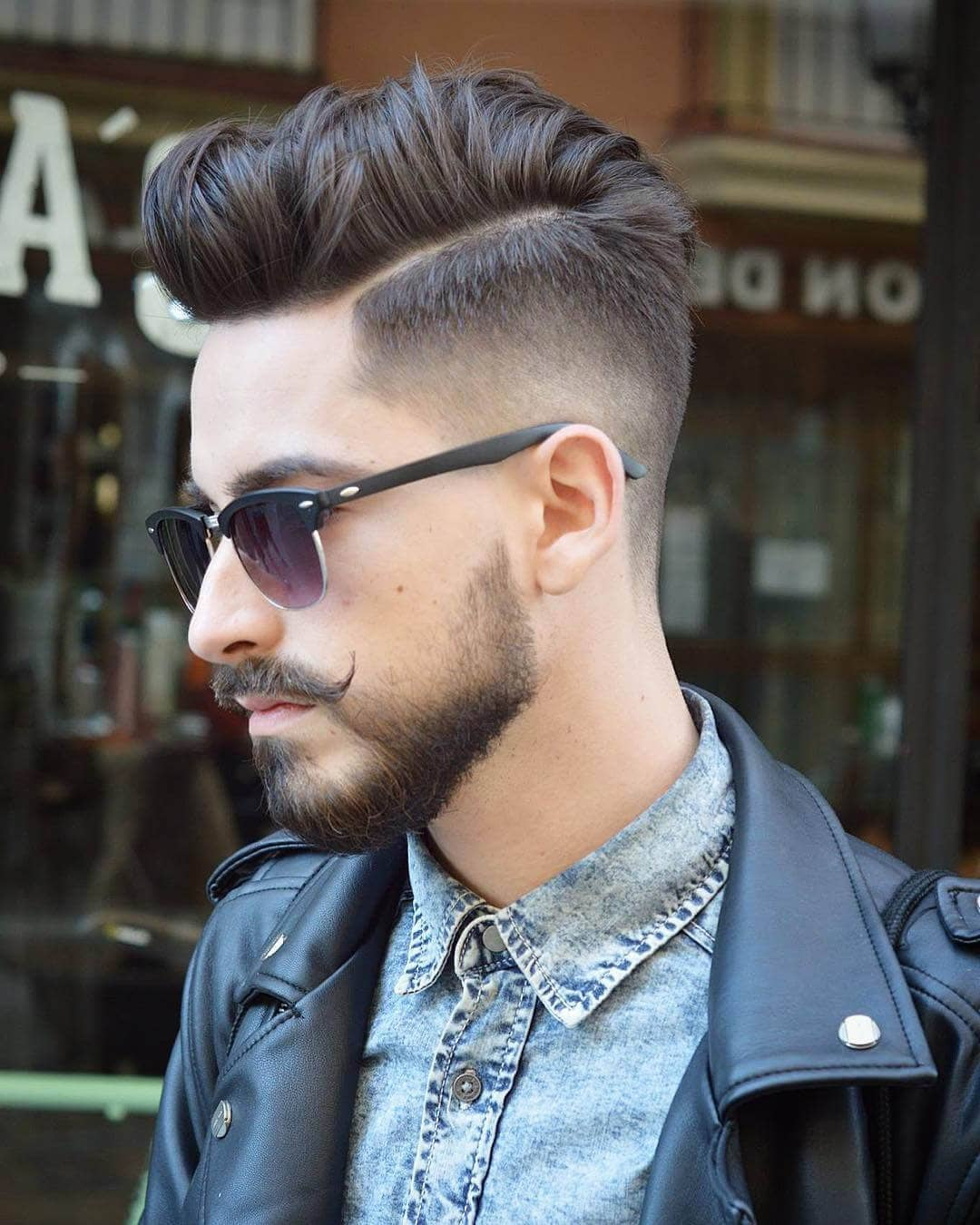 Best undercut hairstyles for men 2