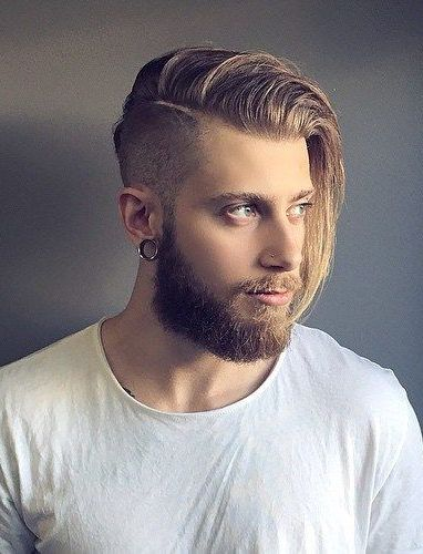 Best undercut hairstyles for men 23