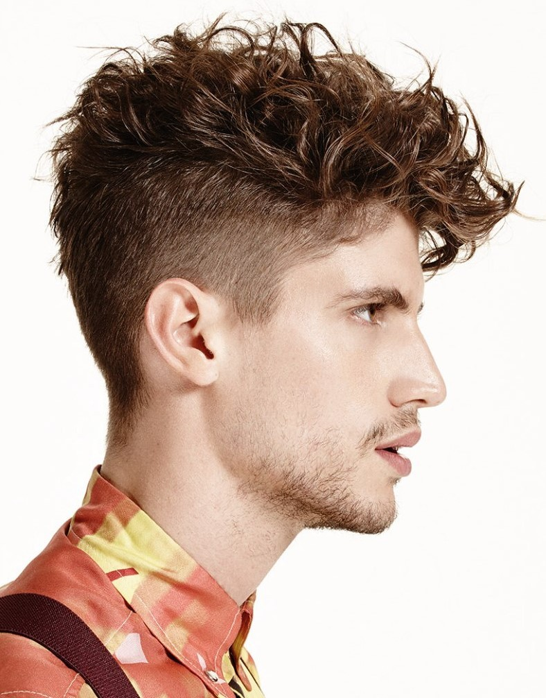 Best undercut hairstyles for men 27