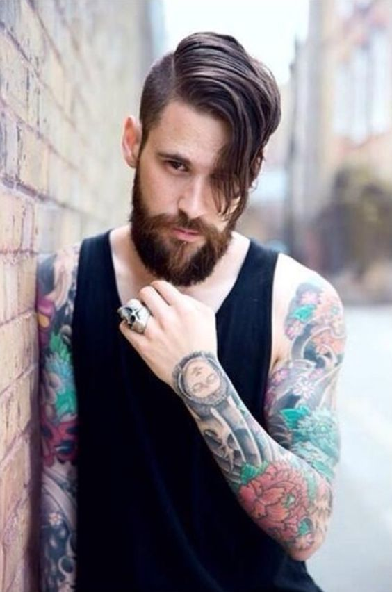 Best undercut hairstyles for men 29