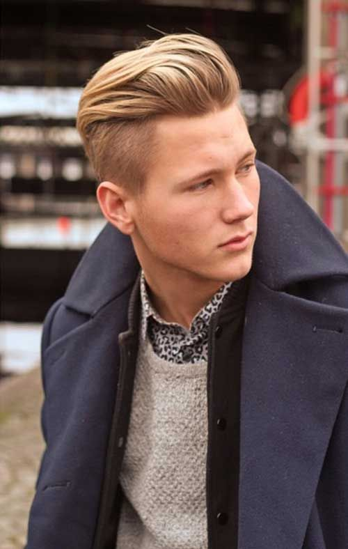Best undercut hairstyles for men 3