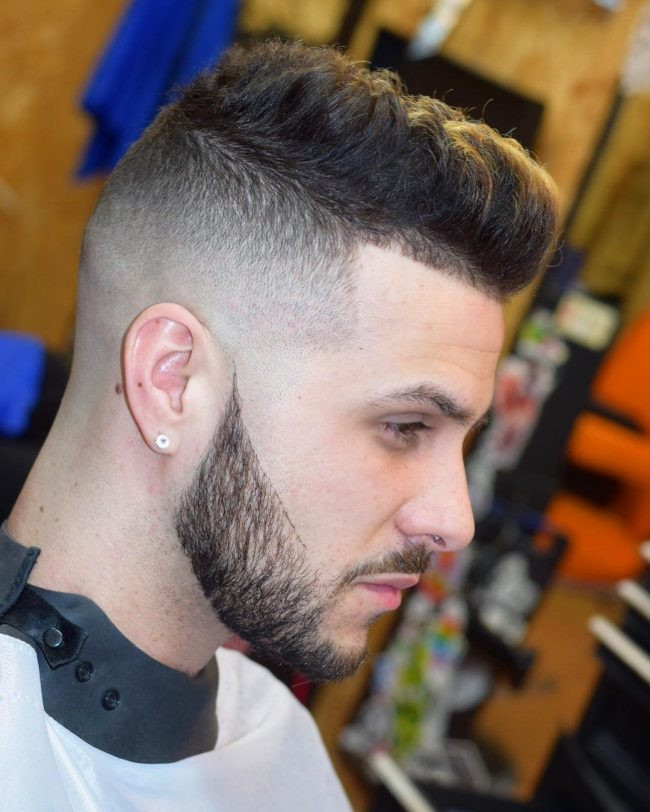 Best undercut hairstyles for men 32