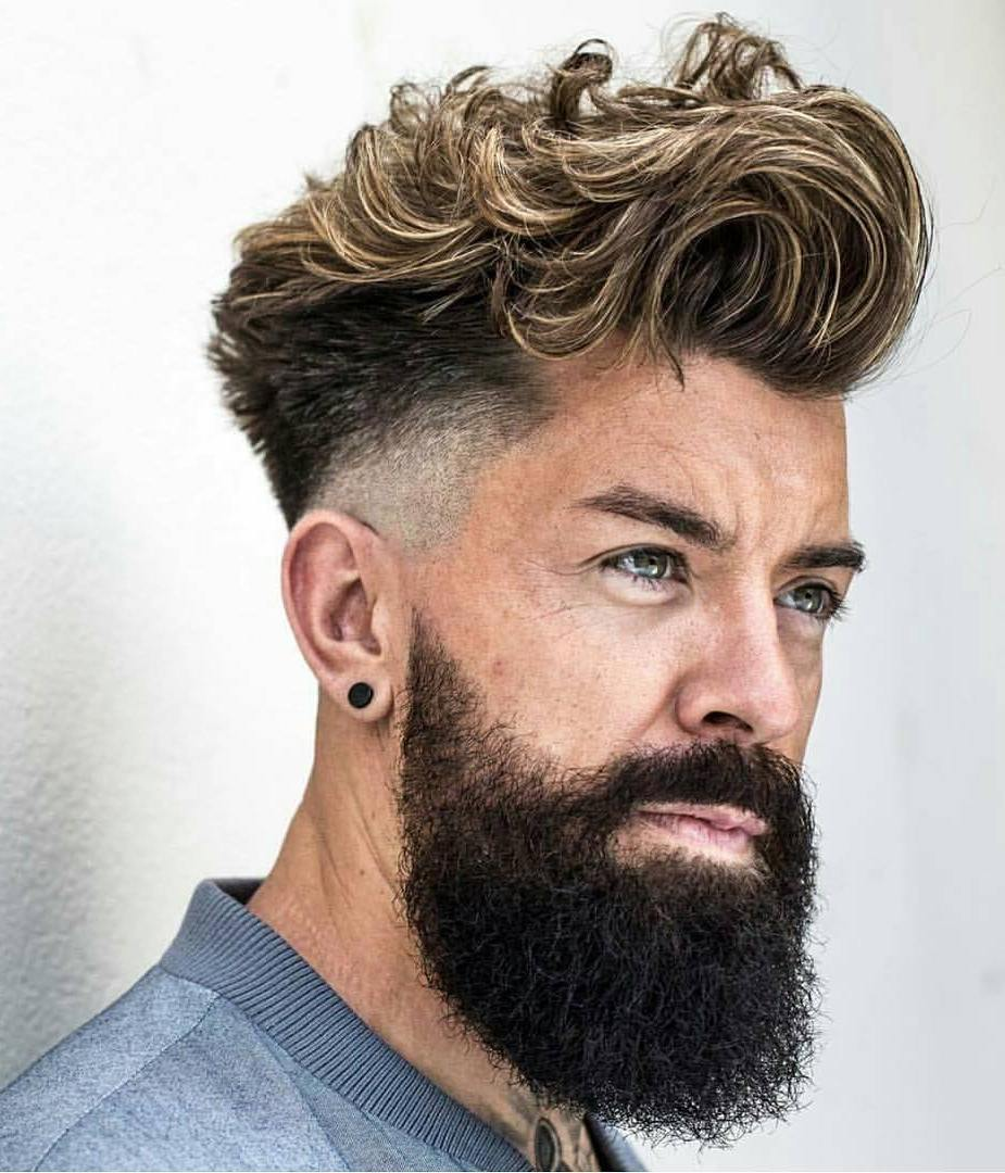 Best undercut hairstyles for men 7