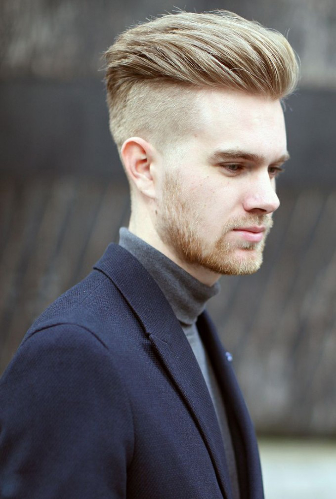 Best undercut hairstyles for men 9