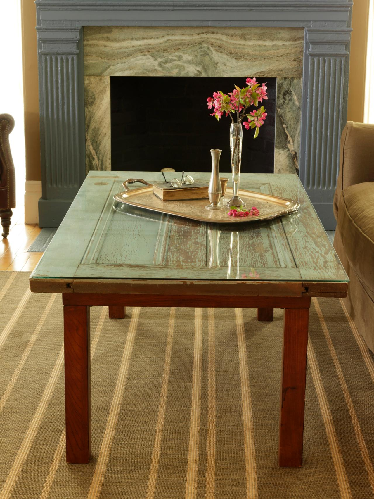 Latest Modern wooden coffee table designs 11