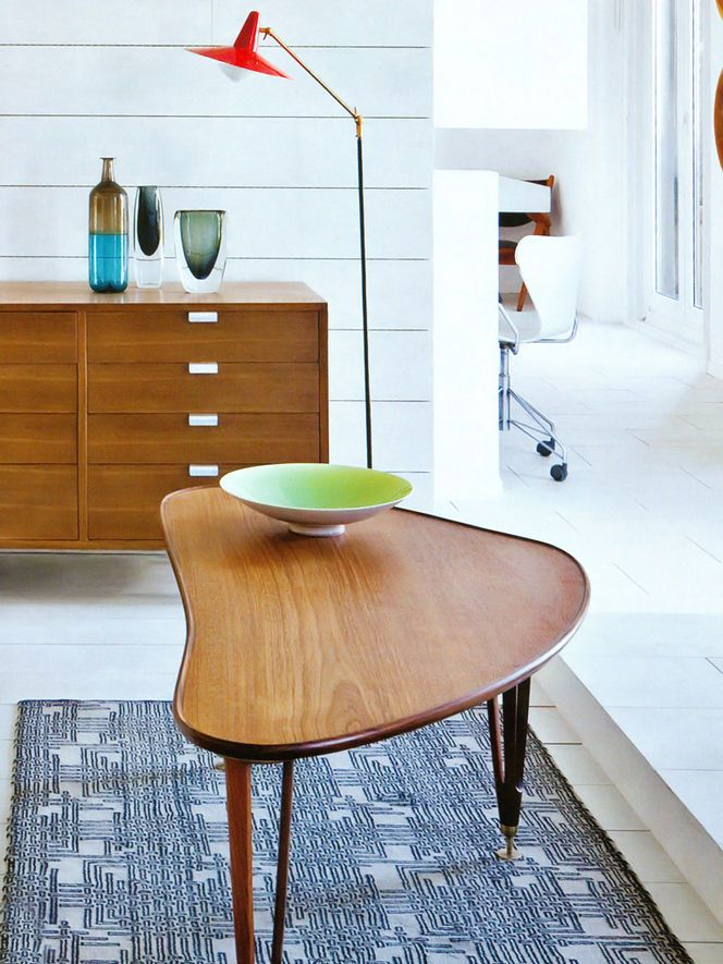 Latest Modern wooden coffee table designs 14
