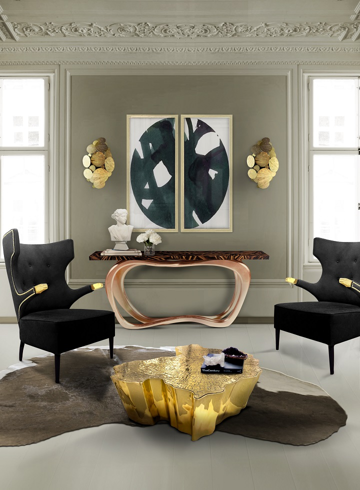 Latest Modern wooden coffee table designs 18