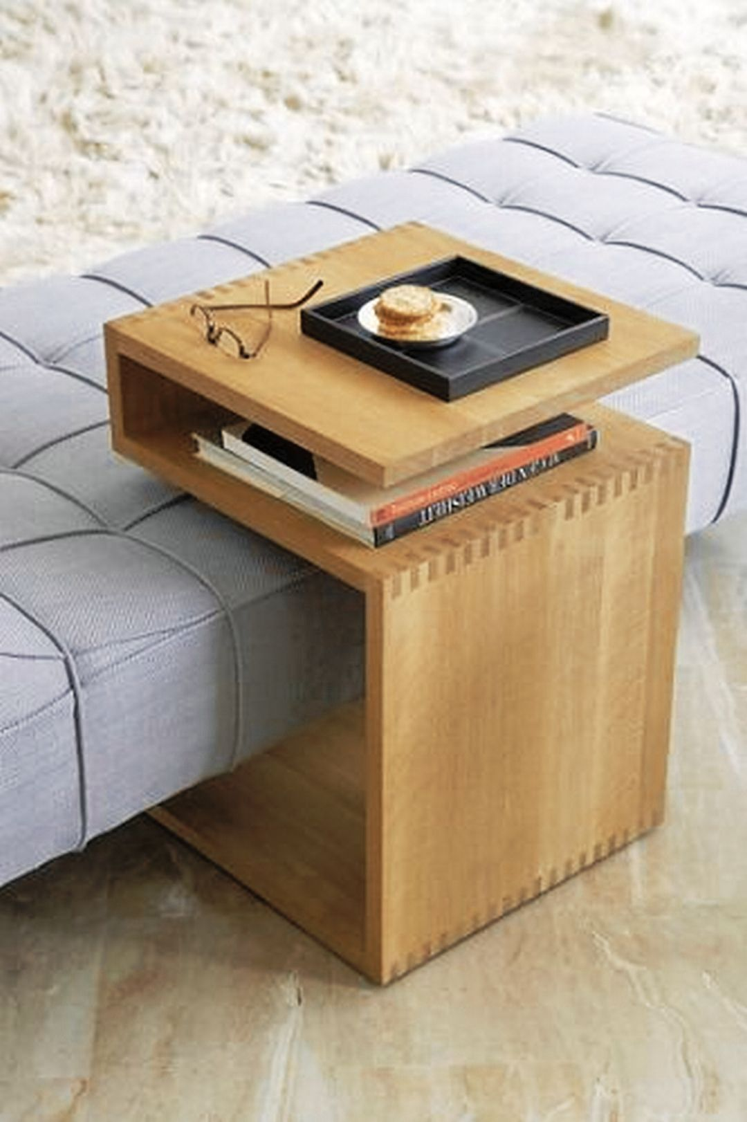 Latest Modern wooden coffee table designs 5