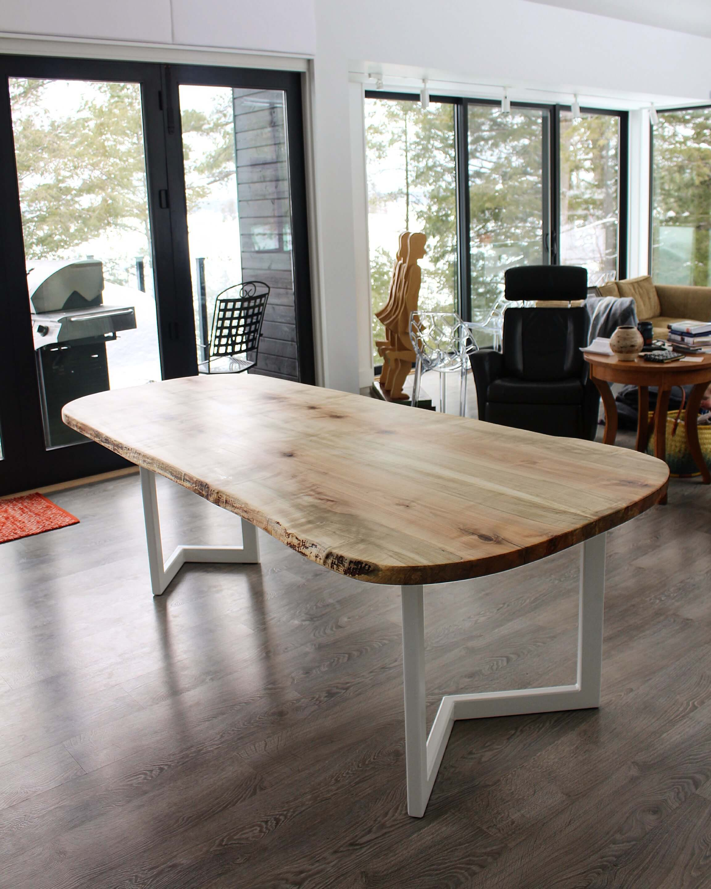 Latest Modern wooden coffee table designs 7