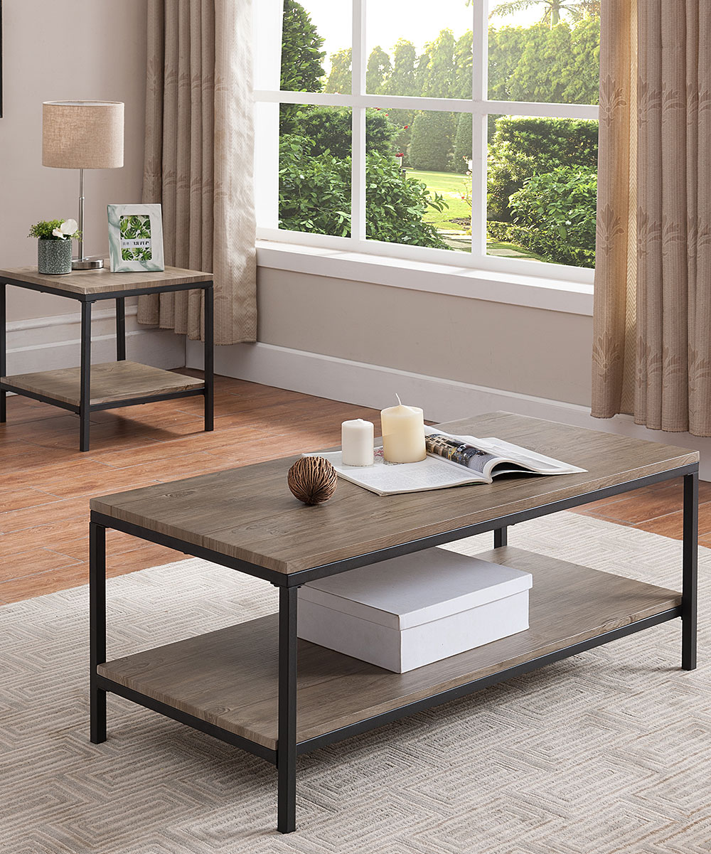 Latest Modern wooden coffee table designs 8