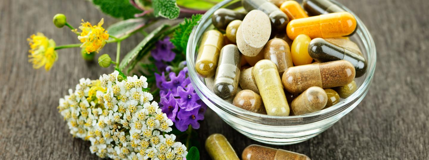 Natural supplements and specialized tablets