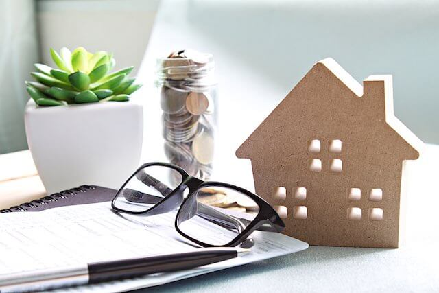Paying the Mortgage Debt
