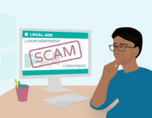 Tips for Renters to Avoid Scams