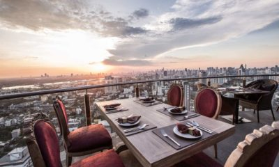 Cielo Sky Bar & Restaurant | The Best Rooftop Dining in Bangkok