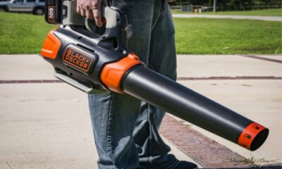 CORDLESS LEAF BLOWER FETURE